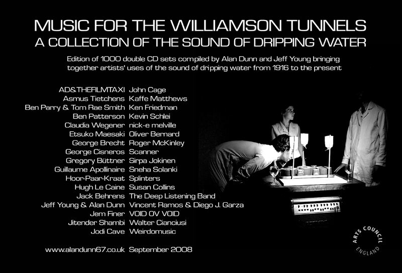 Music For The Williamson Tunnels: